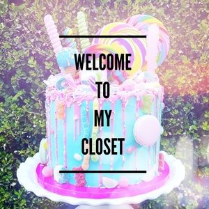 About this closet 💕